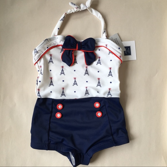 853a911d5c219e Janie and Jack Other - HP! Janie and Jack Paris Swimsuit